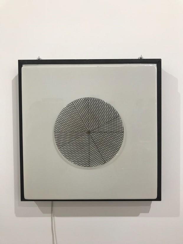 Neide Sá , 1970 - Galeria Superfície (Foto: João Paulo Siqueira Lopes)