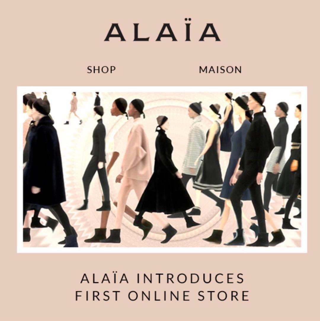 Alaïa (Foto: Reprodução/Instagram)