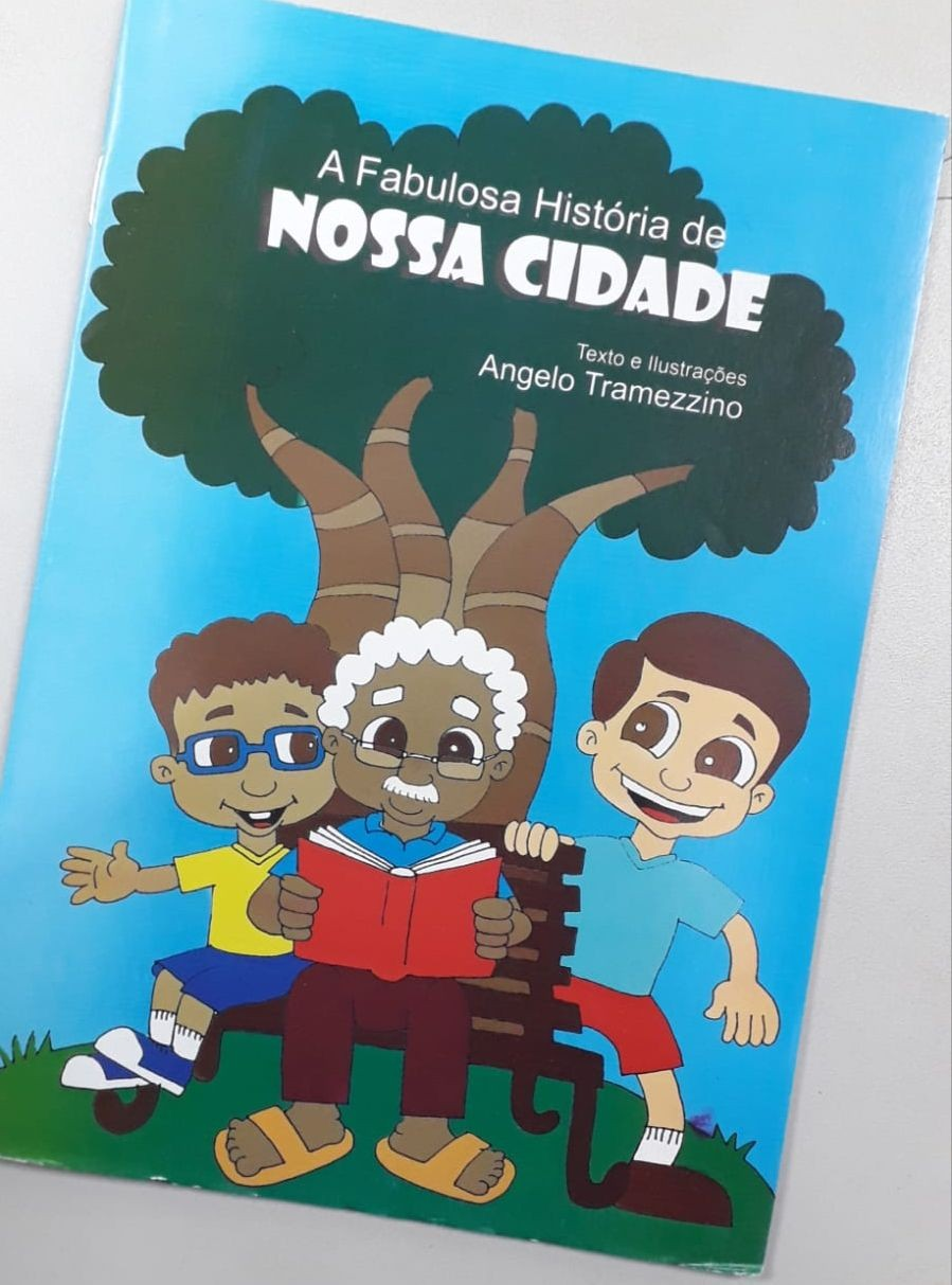 Historiador lança livro infantil em comemoração aos 220 anos de Resende