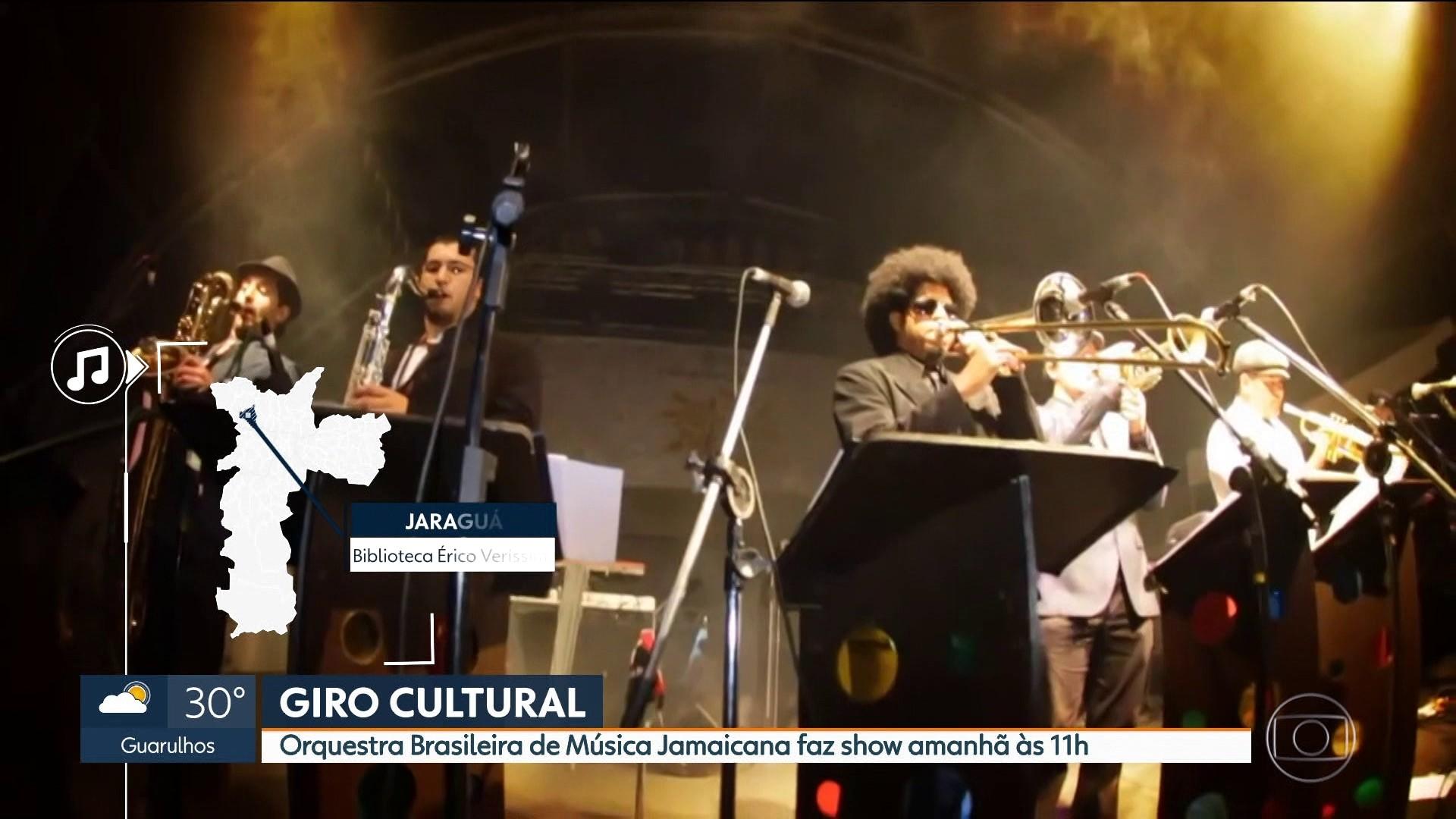 Giro cultural: fim de semana celebra a cultura independente com muita música