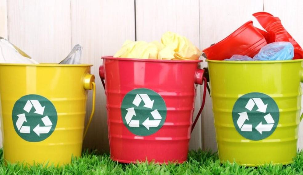 UFSJ implementa plano para gestão ambientalmente correta de resíduos sólidos — Foto: UFSJ/Divulgação