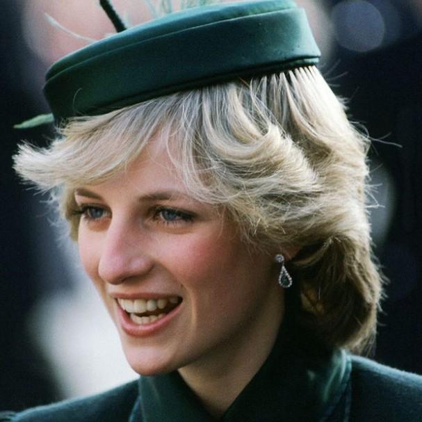Diana morreu em 1997 depois de um acidente de carro em Paris (Foto: Reprodução Instagram)
