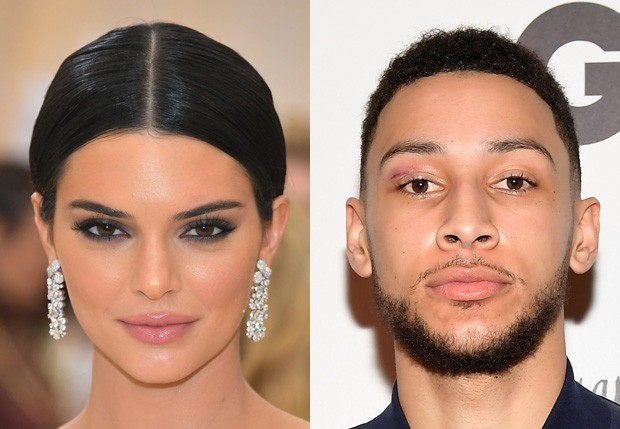 Kendall Jenner e Ben Simmons (Foto: Getty Images)