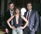Sergio Guizé, Bianca Bin e Thiago Fragoso | Rafael Campos/TV Globo