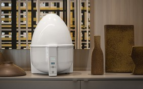 Eletrodoméstico desinfeta objetos contra Covid-19