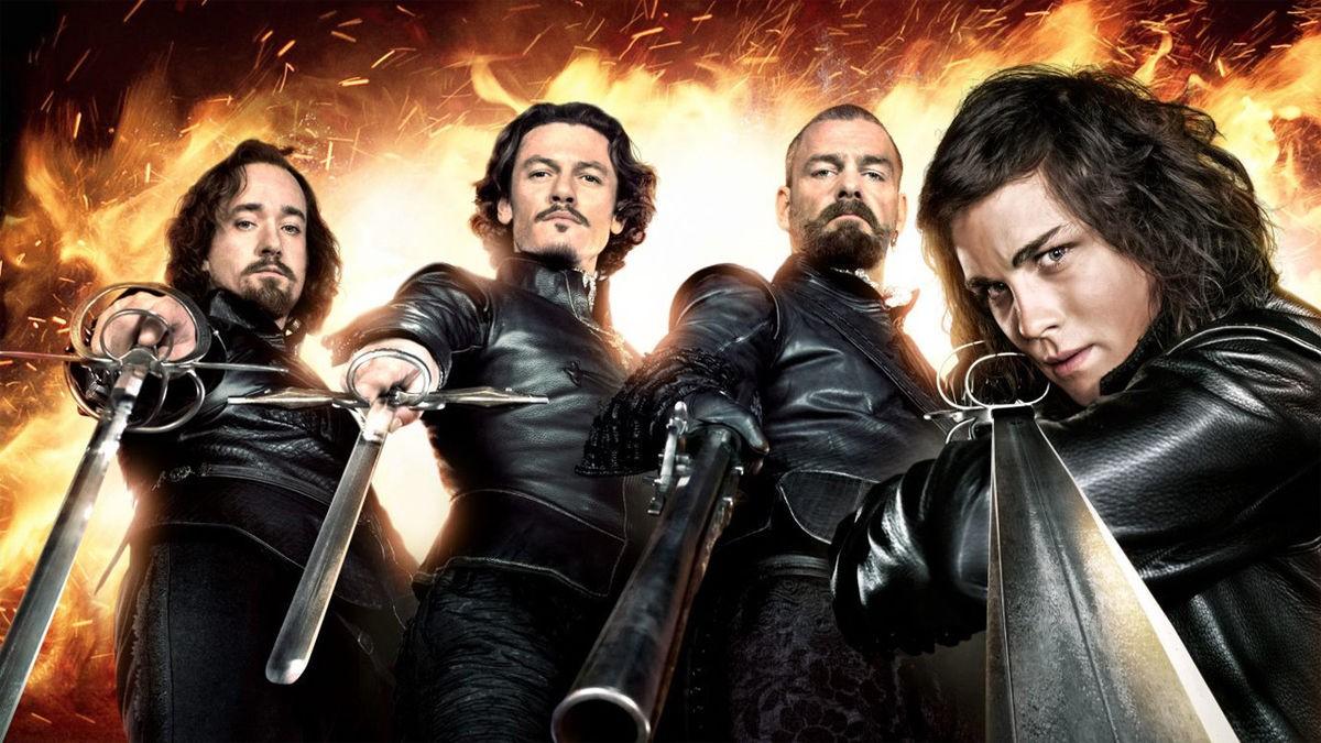 Uma das obras mais famosas de Dumas, Os Três Mosqueteiros, ganhou uma adaptação para os cinemas em 2011 (Foto: Divulgação)