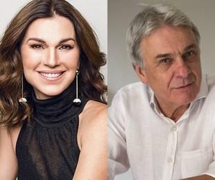 Adriana Garambone e Zécarlos Machado | Divulgação