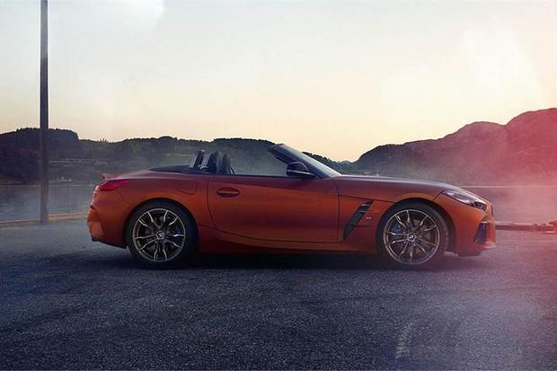 BMW Z4 2019 (Foto: divulgação)