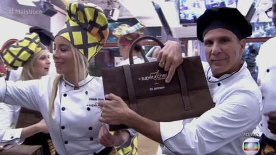 'Super Chef Celebridades': falta de habilidade na cozinha diverte internautas
