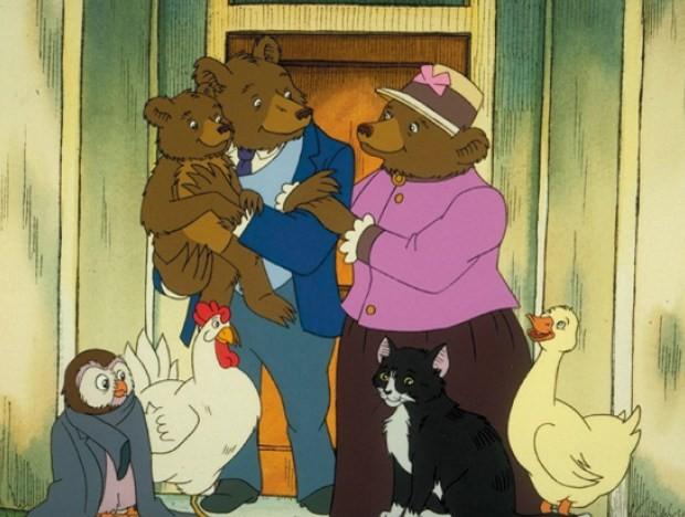 O Pequeno Urso (Foto: Reprodução)