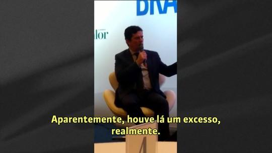 Sergio Moro sobre Paraisópolis: 'Aparentemente houve um excesso, erro operacional grave'