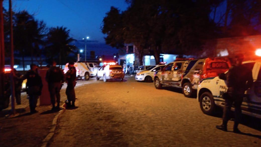 Em operações simultâneas, SSP e MP  desarticulam organizações criminosas no Litoral Norte de Alagoas