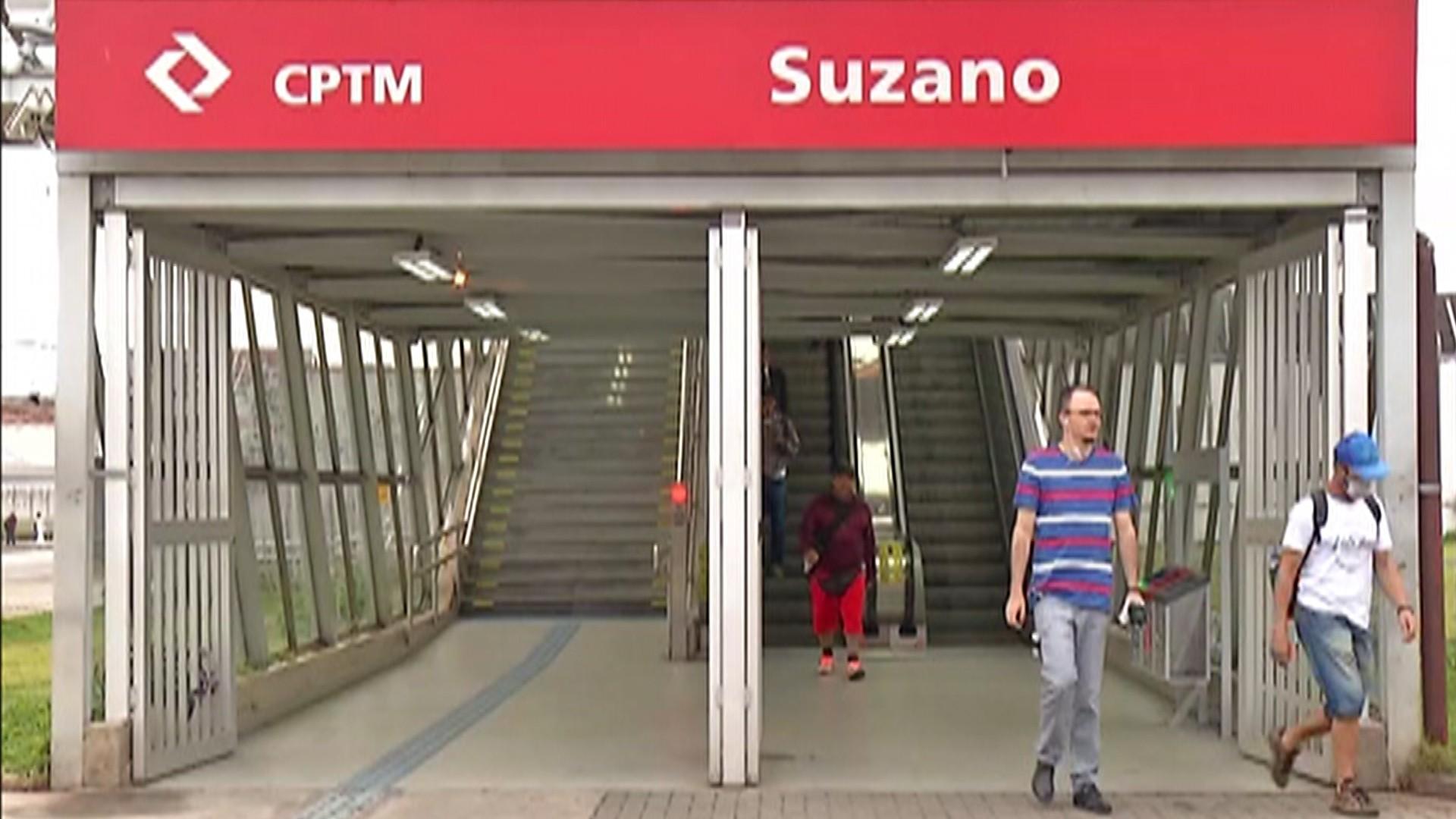 Plataformas de estações ficam vazias e rotina do transporte público muda no Alto Tietê por causa do coronavírus