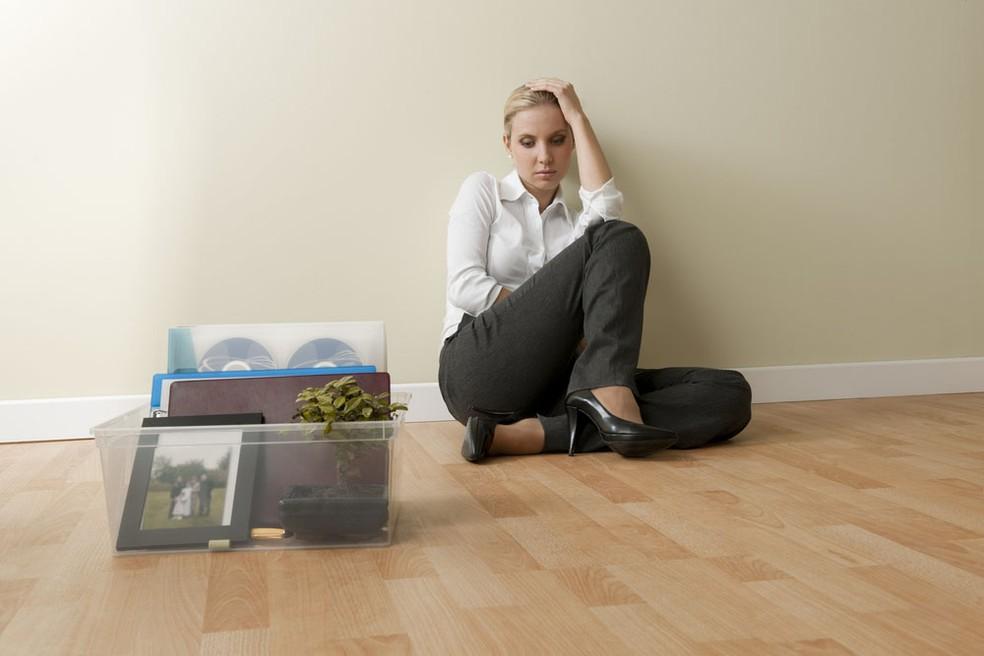 Frustração pela perda do emprego não deve atrapalhar o novo negócio, dizem os especialistas (Foto: Shutterstock)