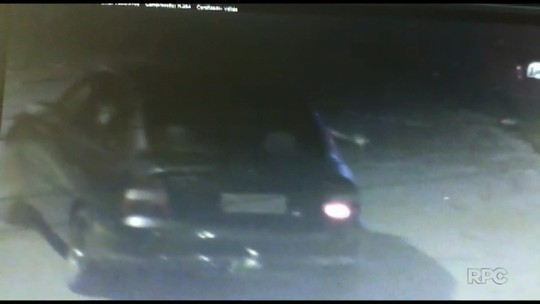 Vídeo mostra momento em que mulher atira depois de briga e acerta outra por engano em Ponta Grossa