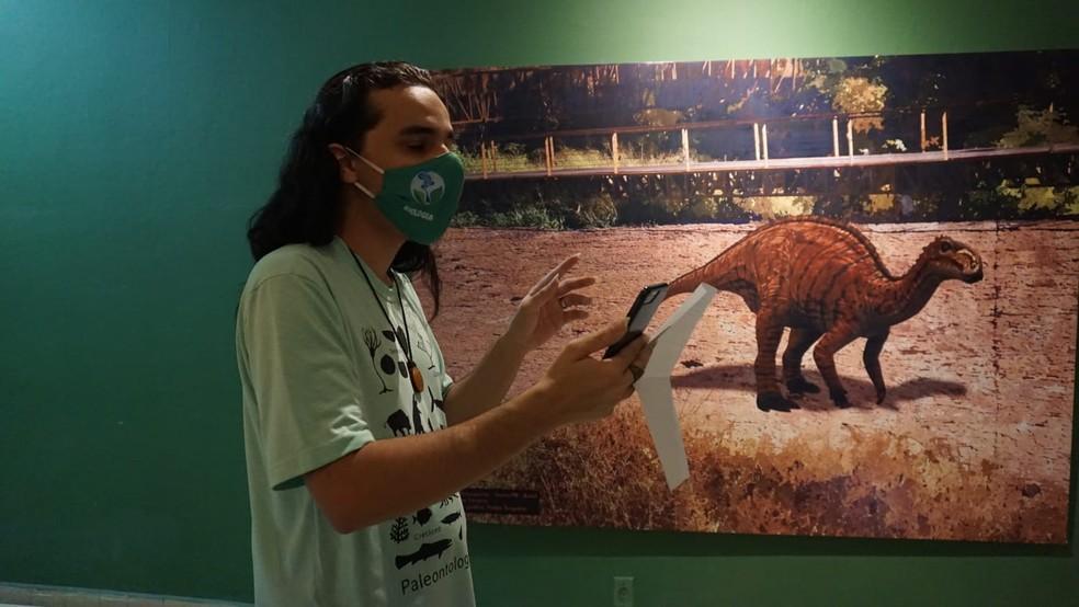 Museu Câmara Cascudo abre agenda para visitas virtuais guiadas de escolas — Foto: Iano Flávio/Museu Câmara Cascudo