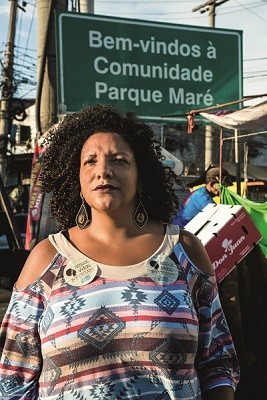 Renata Souza, que era chefe de gabinete de Marielle, será candidata a deputada estadual pelo PSOL