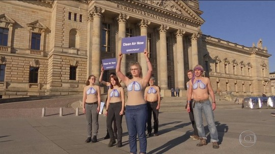 Justiça da Alemanha autoriza cidades a proibirem diesel