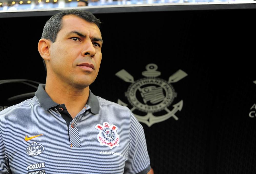 ELE VOLTOU! Carille é o novo técnico do Corinthians