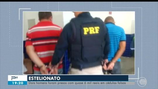 Polícia apreende R$ 5 mil em dinheiro falso após suspeitos usarem cédula para comprar mel