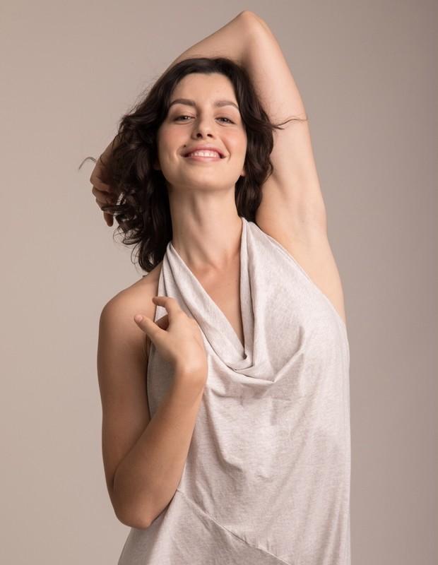 Natasha Jascalevich participa de Todas as Mulheres do Mundo  (Foto: Thiago De Lucena)