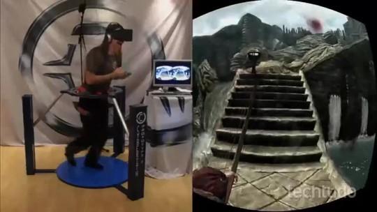 Conheça o Virtualizer, joystick que 'coloca' o jogador dentro do game