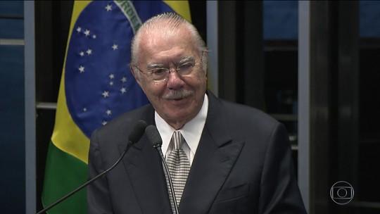 Sarney veta escolha de Pedro Fernandes para Ministério do Trabalho