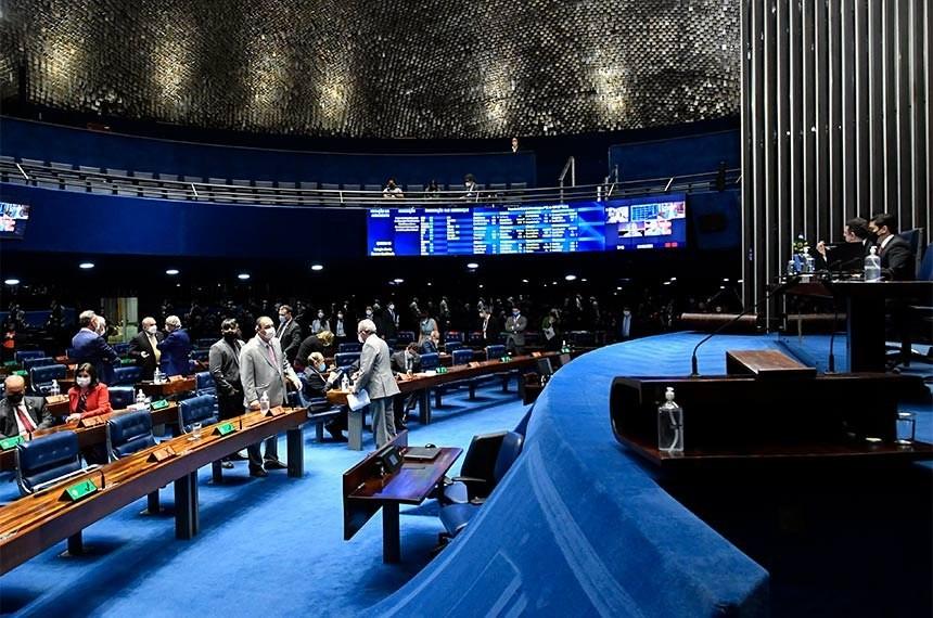 Senado aprova criação do Tribunal Regional Federal para atender MG