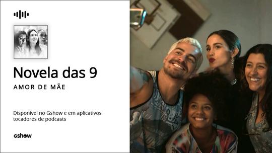 Nanda Costa comenta sessão de fotos de Érica e Lurdes: 'Eu me divirto  gravando com a família'