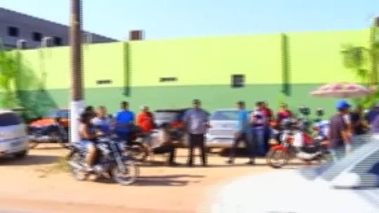Paralisação dos rodoviários entra no segundo dia em Marabá, sudeste do Pará