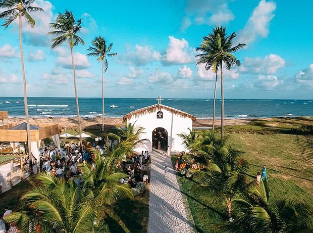 Capela dos Milagres (Foto: Divulgação)