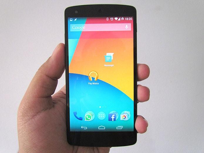 Aprenda a instalar novos apps do Android 5.0 (Foto: Reprodução/Paulo Alves)