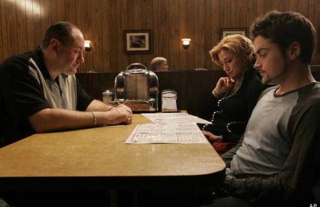 'Família Soprano' (Foto: Reprodução da internet)