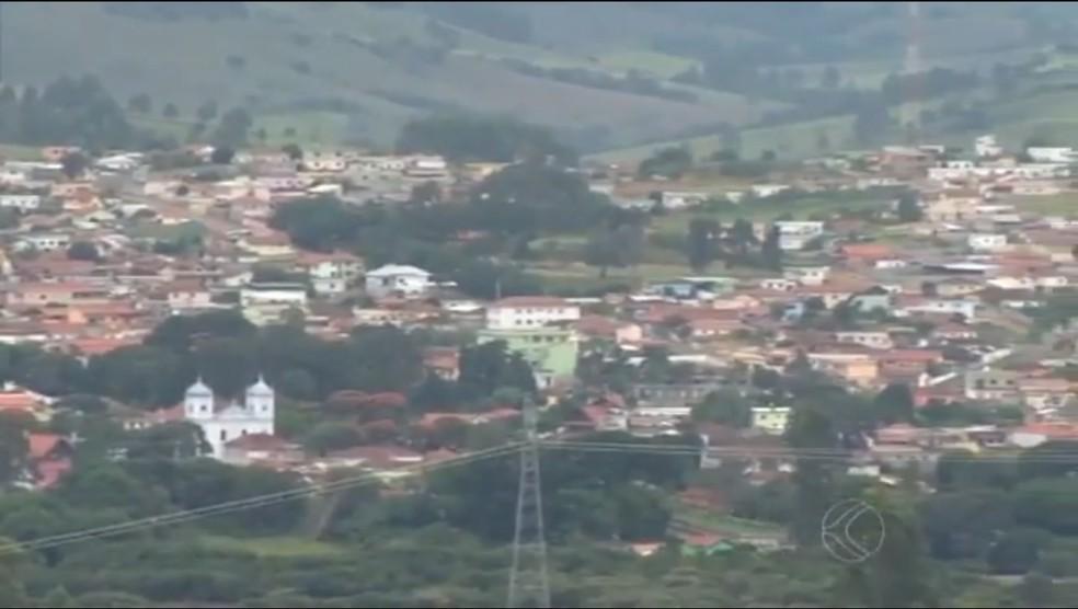 -  Cidade de Ibertioga  Foto: Reprodução/TV Integração