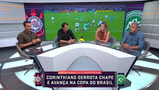 """André Rizek elogia Fagner, do Corinthians: """"Disparado o melhor lateral-direito do Brasil"""""""
