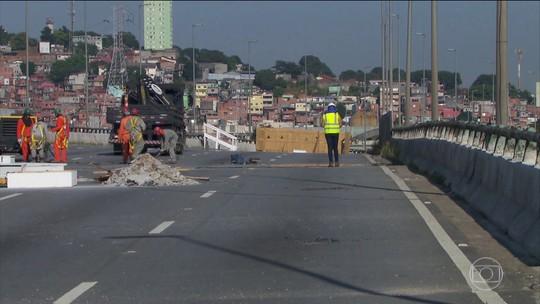 Um mês depois que o viaduto em São Paulo cede, ainda não se sabe o que provocou o acidente