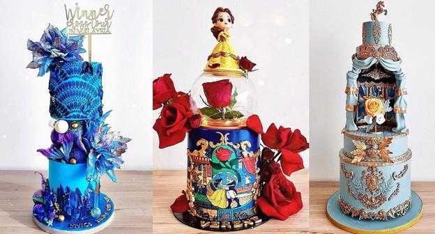 Confeiteiro faz sucesso com bolos que mais parecem obras de arte