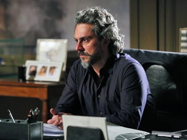 Alexandre Nero, o José Alfredo de 'Império' (Foto: Isabella Pinheiro/Gshow)