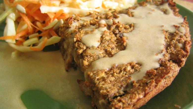 Assado de lentinhas pode ser servido com frutas secas, arroz e legumes picados (Foto: Flickr/Rusvaplauke/Creative Common)
