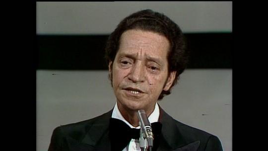 Há 40 anos morria o cantor brasileiro Orlando Silva