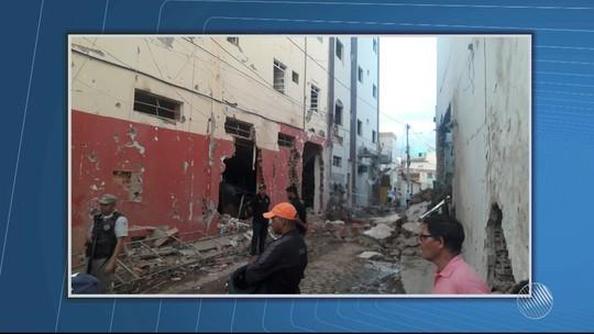 Imagens mostram momento de tiros em ataque a banco na Bahia; vídeo
