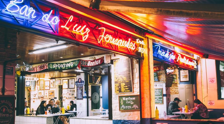 Bar do Luiz Fernandes, na zona norte de São Paulo (Foto: Divulgação)