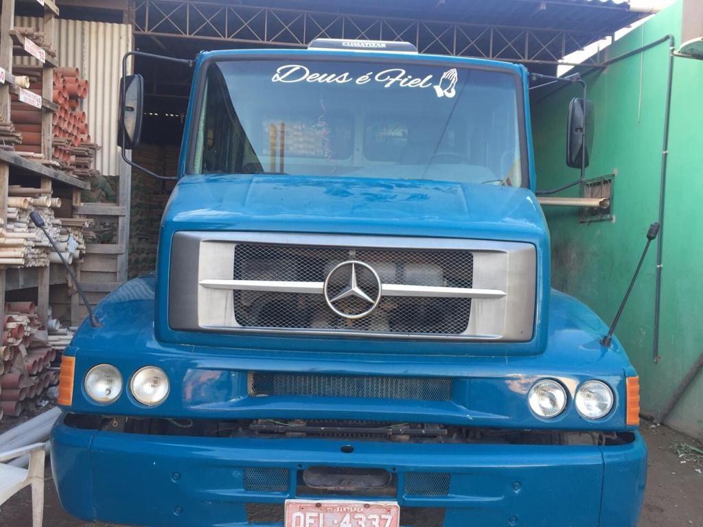 Caminhão que foi furtado no bairro da Interventoria é encontrado na rodovia Curuá-Una, em Santarém
