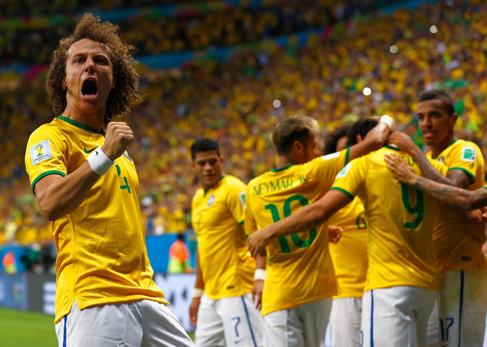 O 100º jogo do Brasil em Copas do Mundo