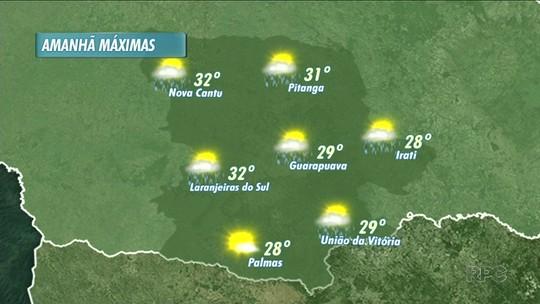 O sol vai predominar em boa parte do dia nesta quinta-feira (08) na região