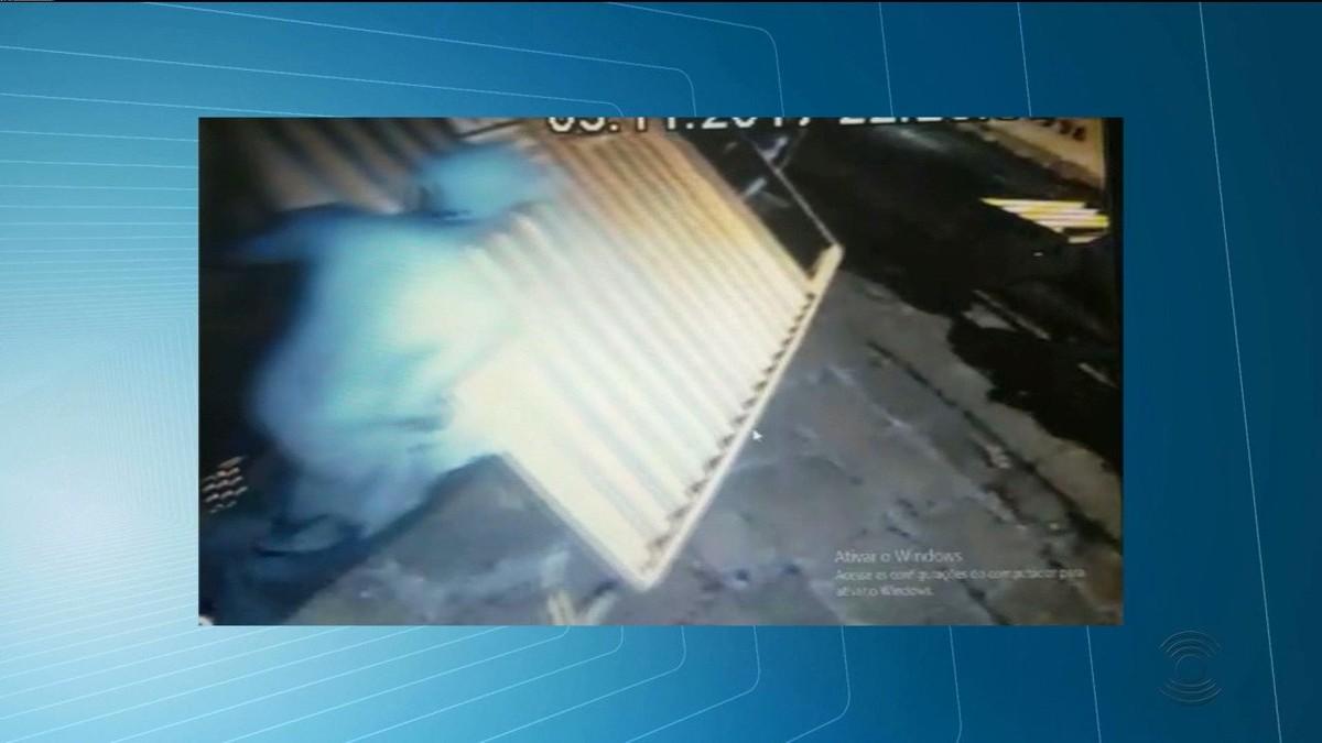 Grávida ajuda homem a roubar portão de casa em carroça de burro na PB; vídeo