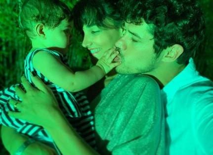A família (Foto: Instagram)