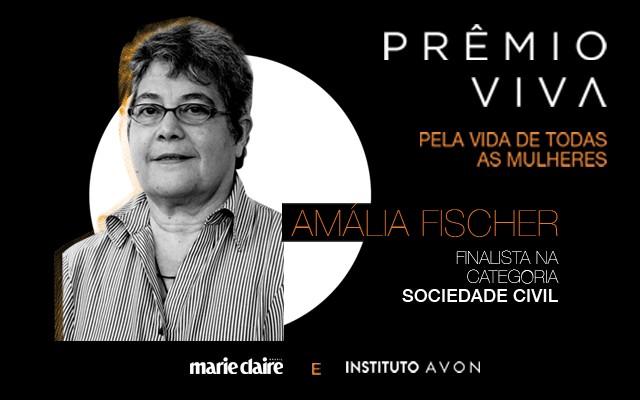 Amália Fischer  (Foto: Silvana Martins)