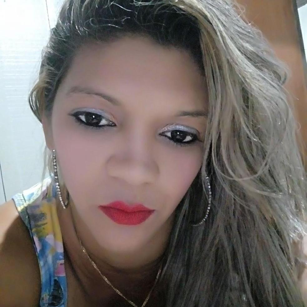 Rozane está internada em Porto Velho e não tem previsão de alta — Foto: Facebook/Reprodução