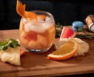 Mojito Spritz: drinque leva vinho e espumante rosé